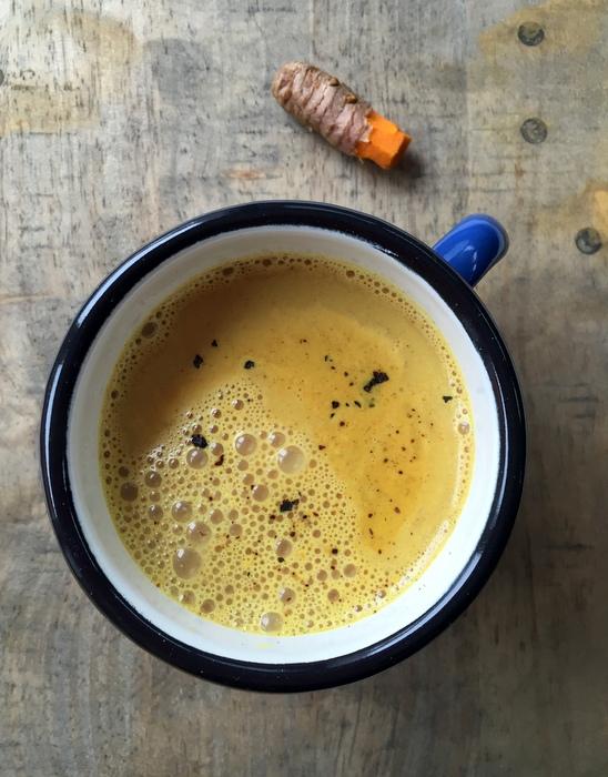 Golden Latte Aimer